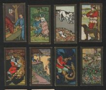 VERY OLD CHINA cigarette cards tobacco inserts #359
